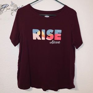 👚Old Navy Rise Above T-Shirt👚